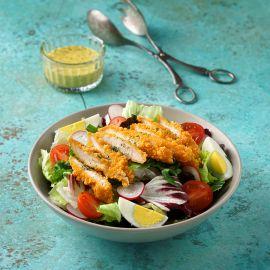 Salad gà cachun