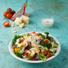 Salad hoa quả sốt phô mai