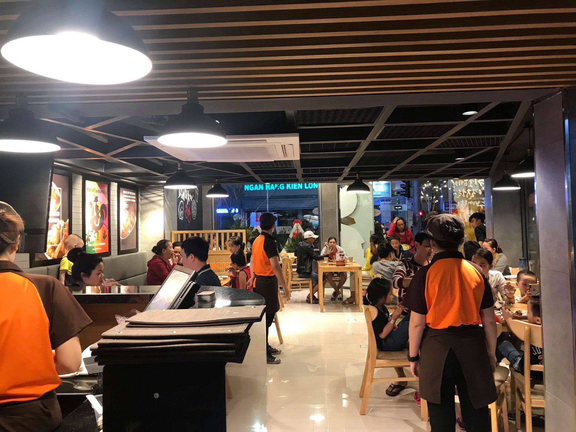 Khai Trương Don Chicken Nguyễn Văn Linh tại Đà Nẵng